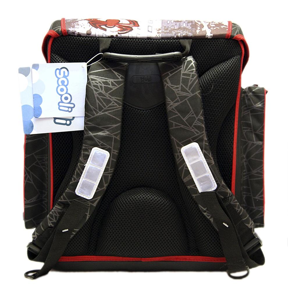 Рюкзак школьный scooli с наполнением spider-man sp13825 рюкзак витим 80 купить
