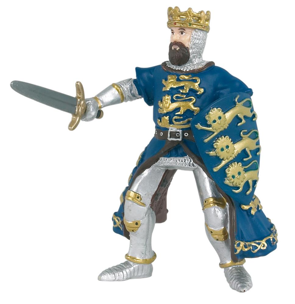 Фигурка Король Ричард в синемФигурки Papo<br>Фигурка Король Ричард в синем<br>