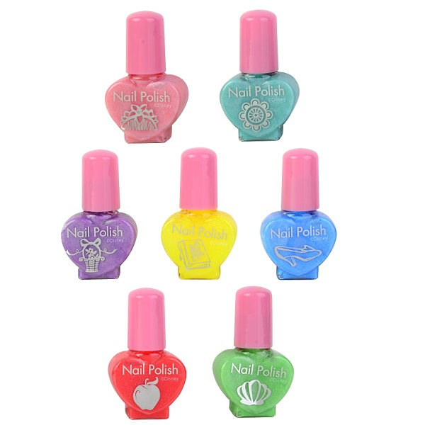 Игровой набор детской декоративной косметики для ногтей – PrincessЮная модница, салон красоты<br>Игровой набор детской декоративной косметики для ногтей – Princess<br>