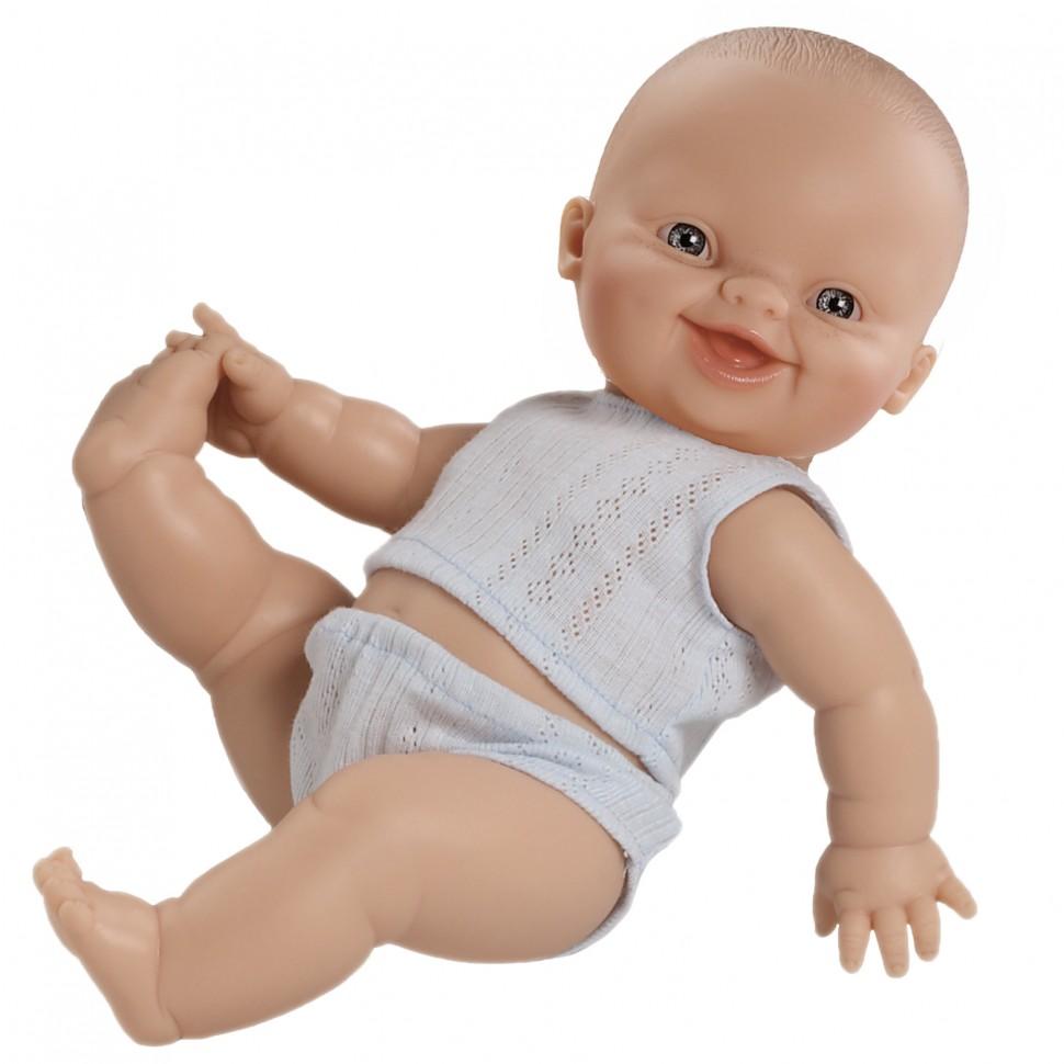 Кукла Горди, 34 см, мальчик, Paola Reina  - купить со скидкой