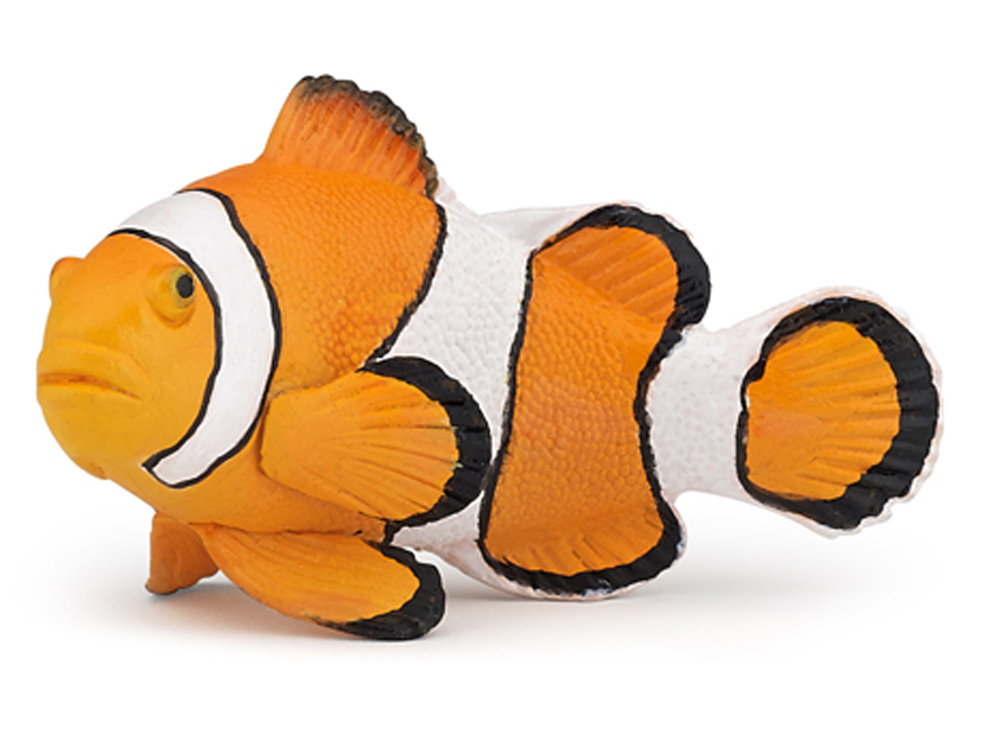 Фигурка - Рыба клоунМорской мир (Sea life)<br>Фигурка - Рыба клоун<br>