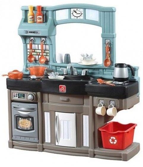 Step 2 Игровая кухня - ПоваренокДетские игровые кухни<br>Step 2 Игровая кухня - Поваренок<br>