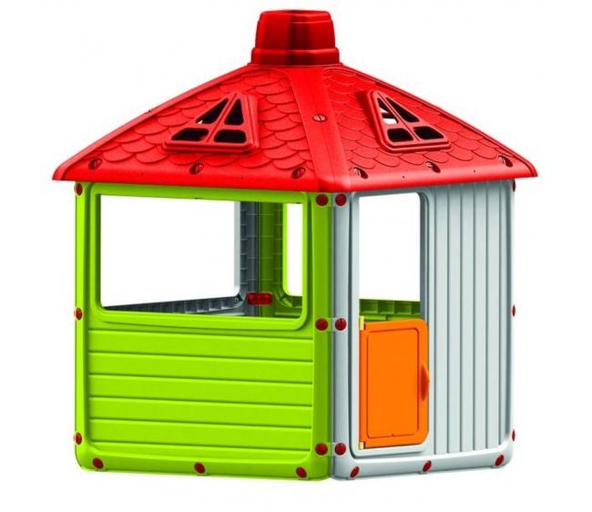 Купить Игровой домик для улицы Городской дом, Dolu