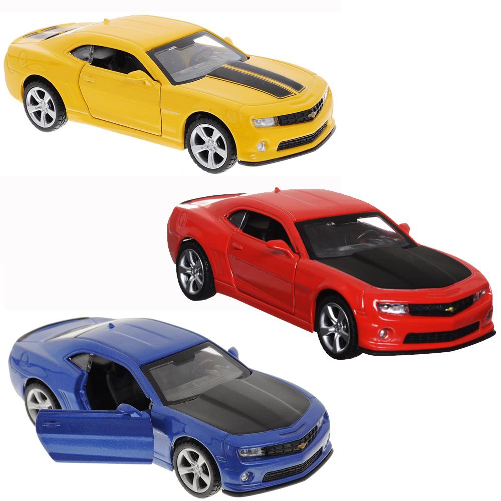 Машина металлическая инерционная - Chevrolet CamaroChevrolet<br>Машина металлическая инерционная - Chevrolet Camaro<br>