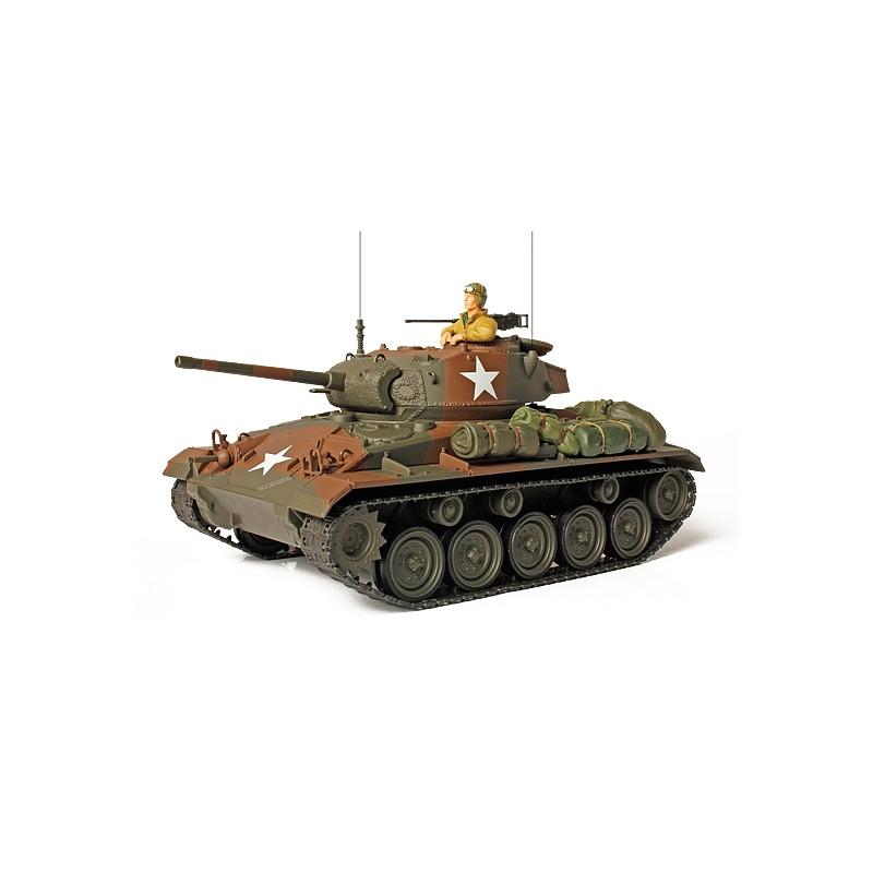 Американский танк - Cadillac® M24 Chaffee™, 1:32Военная техника<br>Американский танк - Cadillac® M24 Chaffee™, 1:32<br>