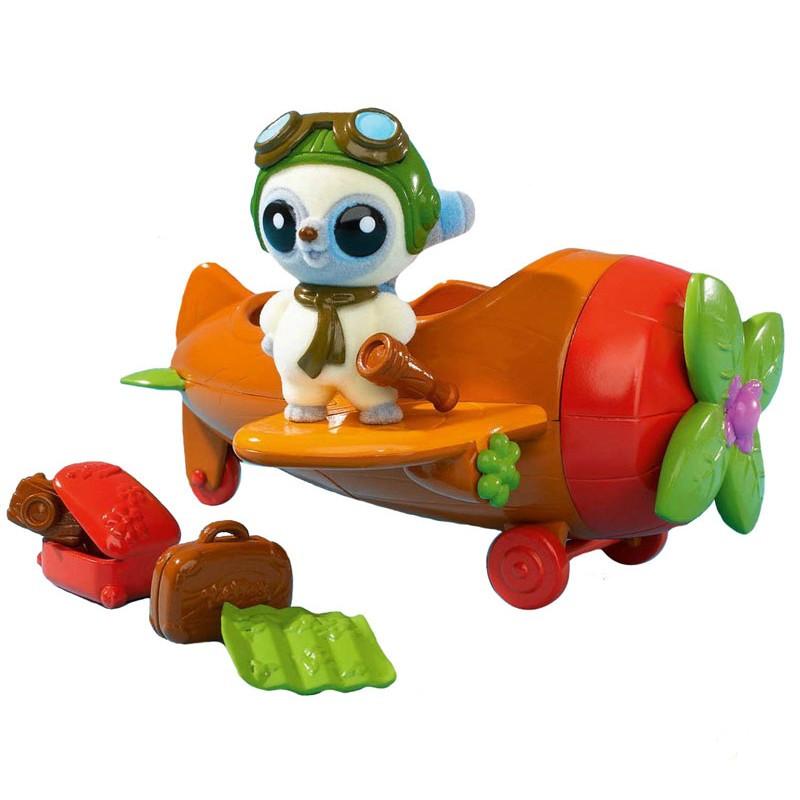 Самолет со специальной фигуркой YooHoo&amp;FriendsYooHoo&amp;Friends<br>Самолет со специальной фигуркой YooHoo&amp;Friends<br>