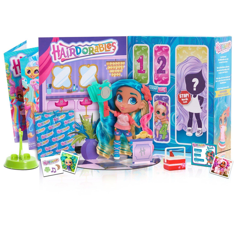 Hairdorables. Кукла-загадка Яркие вечеринки 3 серия.