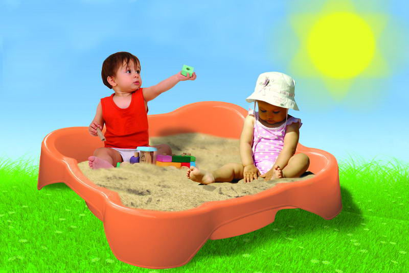 Квадратная детская песочницаДетские песочницы<br>Квадратная детская песочница<br>