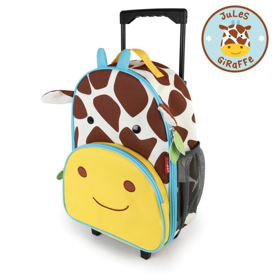 Чемодан детский  Жираф - Чемоданы для путешествий, артикул: 150237