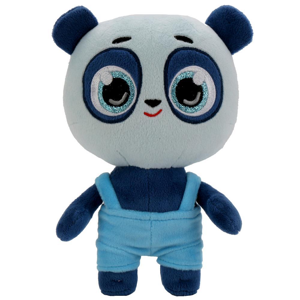 Купить Музыкальная мягкая игрушка Дракоша Тоша - Панда Яша, 20 см, 2 песенки из мультфильма, Мульти-Пульти
