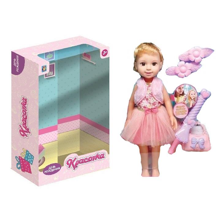 Купить Кукла Красотка - День рождения, 32 см, 1TOY