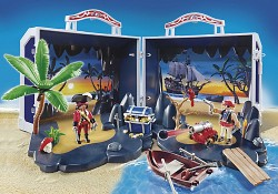 Игровой набор: Пиратский сундук с сокровищамиПираты<br>Игровой набор: Пиратский сундук с сокровищами<br>