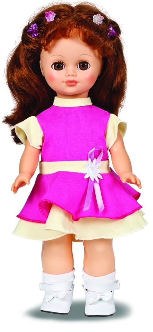 Кукла Олеся 5 со звуковым устройством 35,5 смРусские куклы фабрики Весна<br>Кукла Олеся 5 со звуковым устройством 35,5 см<br>