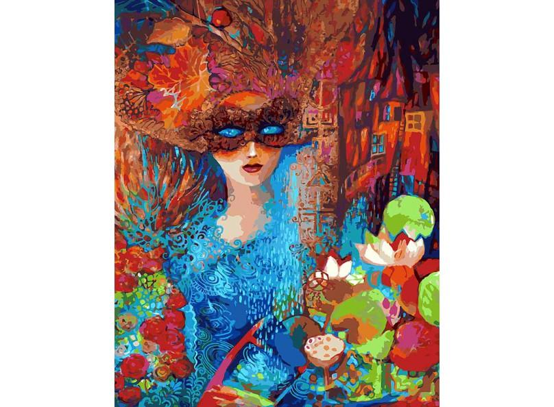 Раскраски по номерам - Картина «Осенние мотивы», 40 х 50 см.Раскраски по номерам Schipper<br>Раскраски по номерам - Картина «Осенние мотивы», 40 х 50 см.<br>