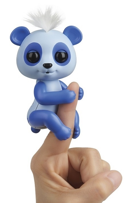 Купить Интерактивная панда Fingerlings - Арчи, 12 см, WowWee