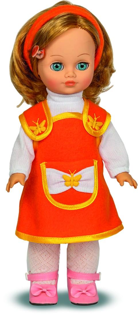 Кукла Наталья 3 со звуковым устройством, 35 смРусские куклы фабрики Весна<br>Кукла Наталья 3 со звуковым устройством, 35 см<br>