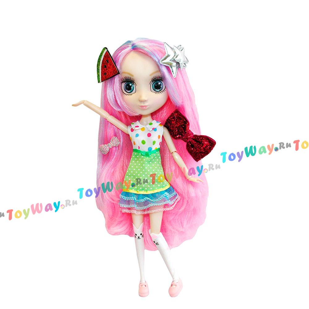 Кукла из серии Shibajuku Girls – Сури, 33 см.Шибаджуку Shibajuku Girls<br>Кукла из серии Shibajuku Girls – Сури, 33 см.<br>
