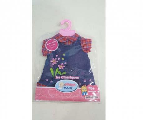 Платье для куклыОдежда для кукол<br>Платье для куклы<br>