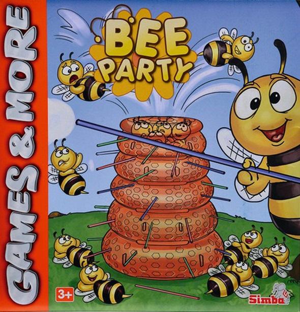 Настольная игра Пчёлы от Toyway