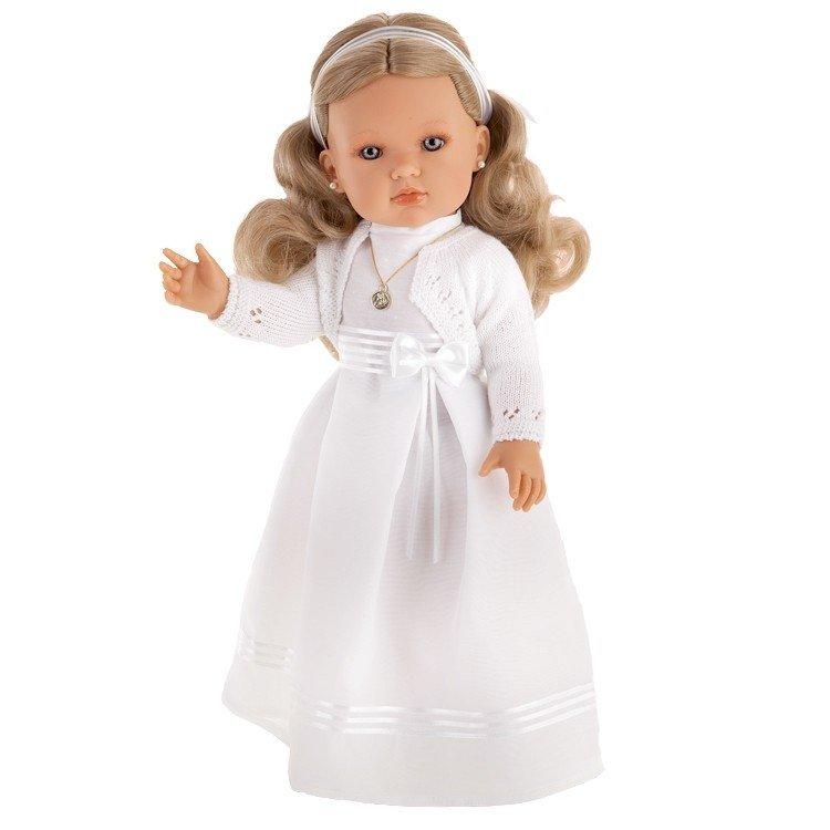 Кукла - Айза блондинка, 45 см фото