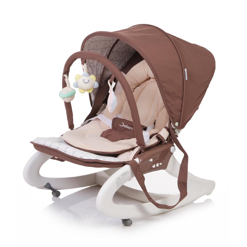 Купить Шезлонг Premium UC-40, Baby brown, Jetem