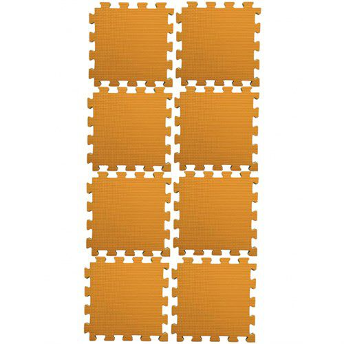 Будо-мат Kampfer №8, оранжевый фото