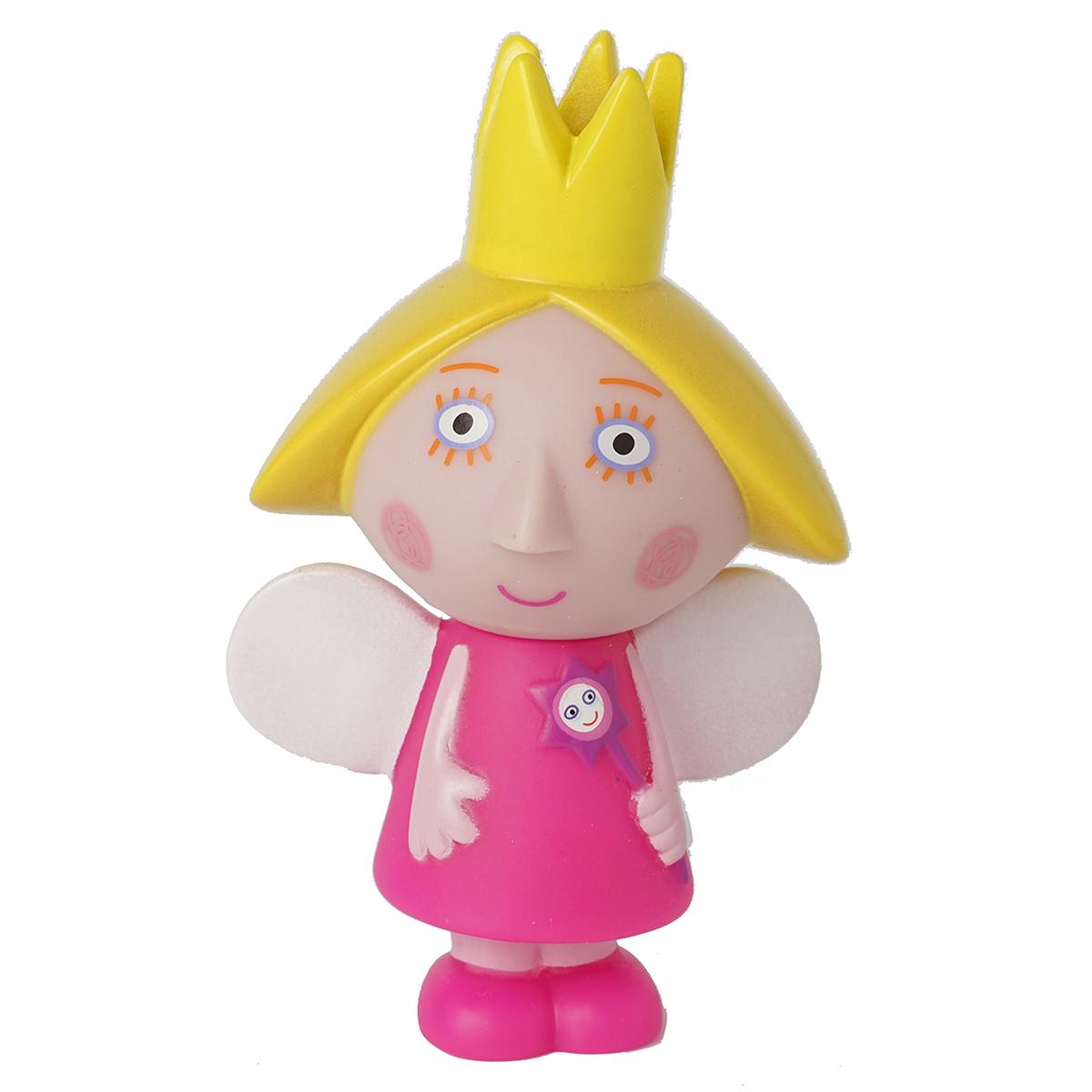 Фигурка ТМ B&amp;H - Принцесса Холли, 10 см, пластизольМаленькое королевство Бена и Холли<br>Фигурка ТМ B&amp;H - Принцесса Холли, 10 см, пластизоль<br>