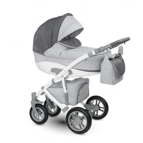 Детская коляска Camarelo Sirion 2 в 1, цвет - Si_12Детские коляски 2 в 1<br>Детская коляска Camarelo Sirion 2 в 1, цвет - Si_12<br>