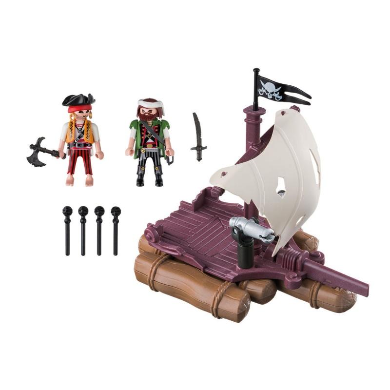 Пираты: Пиратский плотПираты<br>Пираты: Пиратский плот<br>