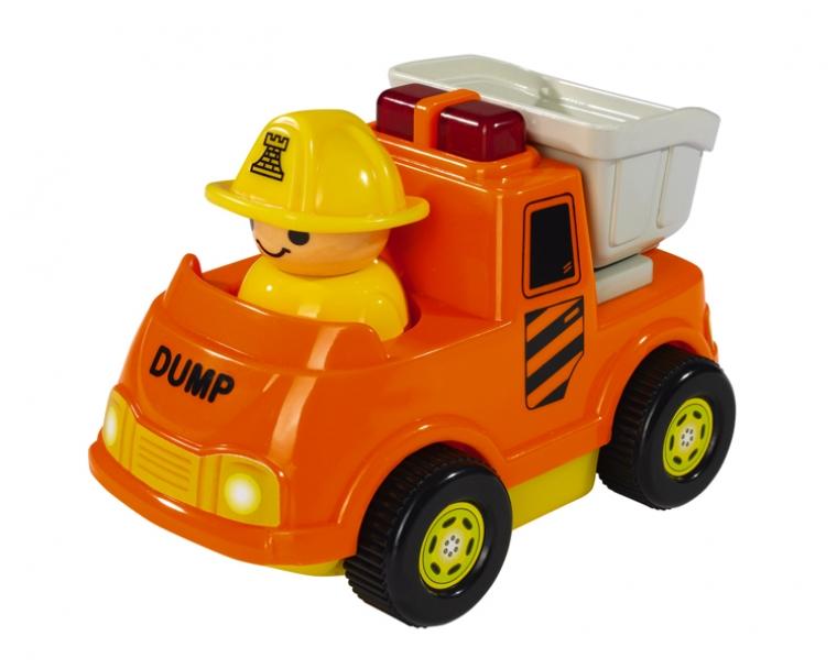 Мини-машинка, 14 см - Машинки для малышей, артикул: 20927