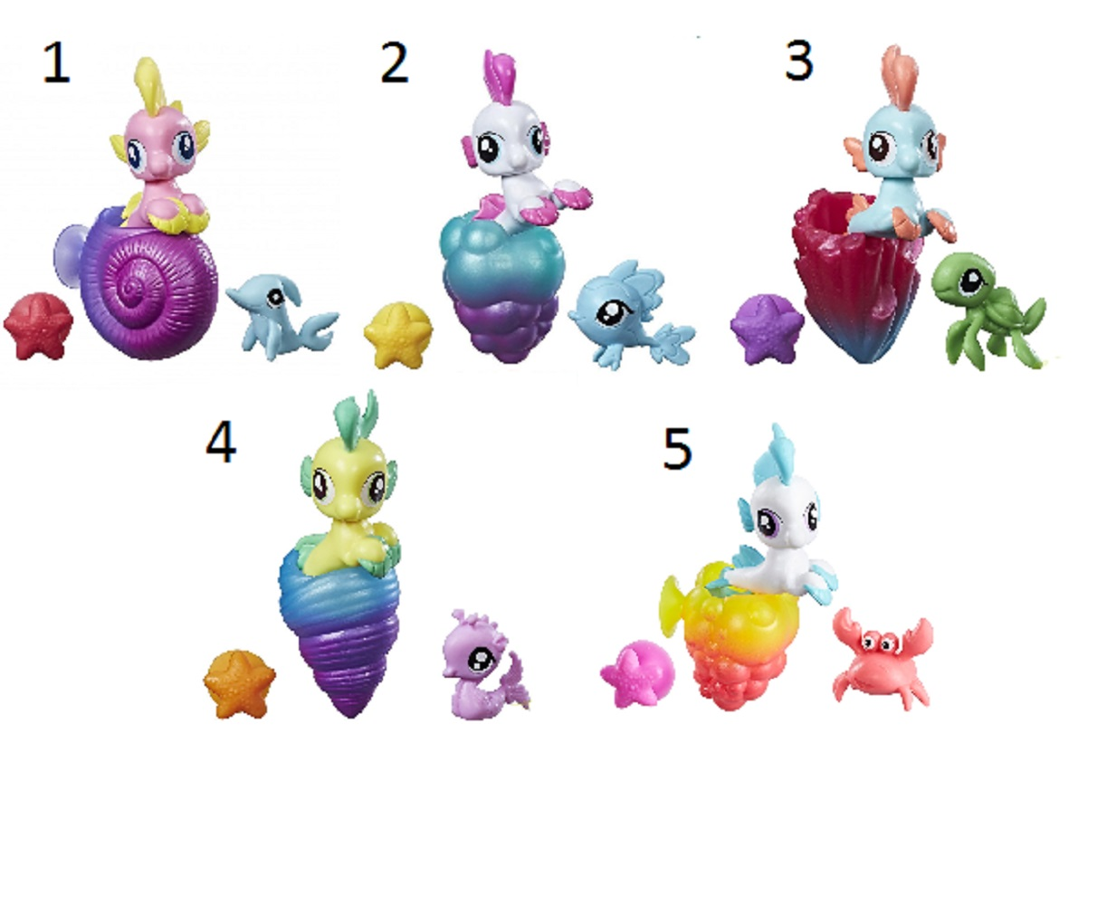 Купить Игровые наборы Пони-подружки. Мерцание пони из серии My Little Pony Movie, Hasbro