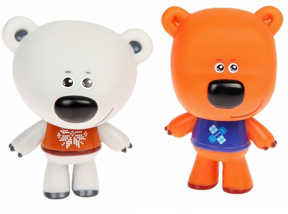 Купить Набор из 2-х игрушек для ванны - Мимимишки, Играем вместе