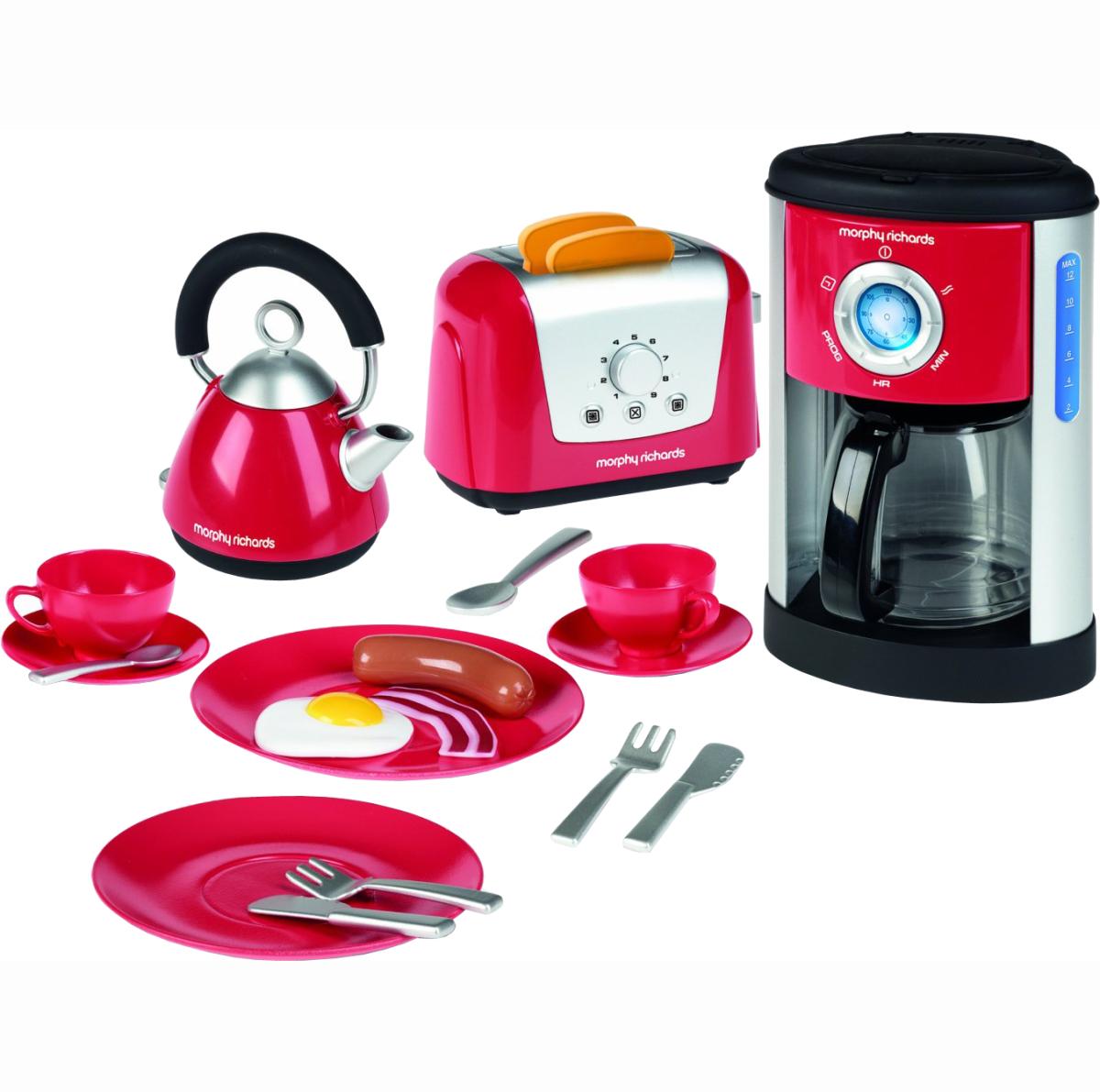 Кухонный набор - Morphy RichardsАксессуары и техника для детской кухни<br>Кухонный набор - Morphy Richards<br>