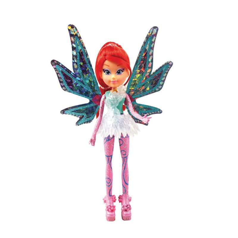 Мини-фигурка из серии Winx Club Тайникс – Bloom, 12 см.Куклы Винкс (Winx)<br>Мини-фигурка из серии Winx Club Тайникс – Bloom, 12 см.<br>