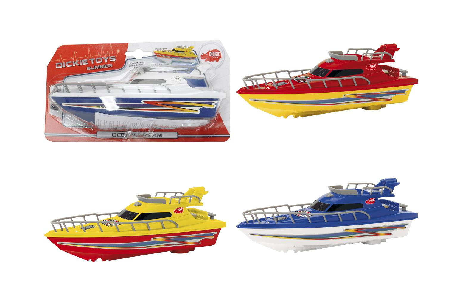 Яхта, 23 см, 4 вариантаИгрушки для ванной<br>Яхта, 23 см, 4 варианта<br>