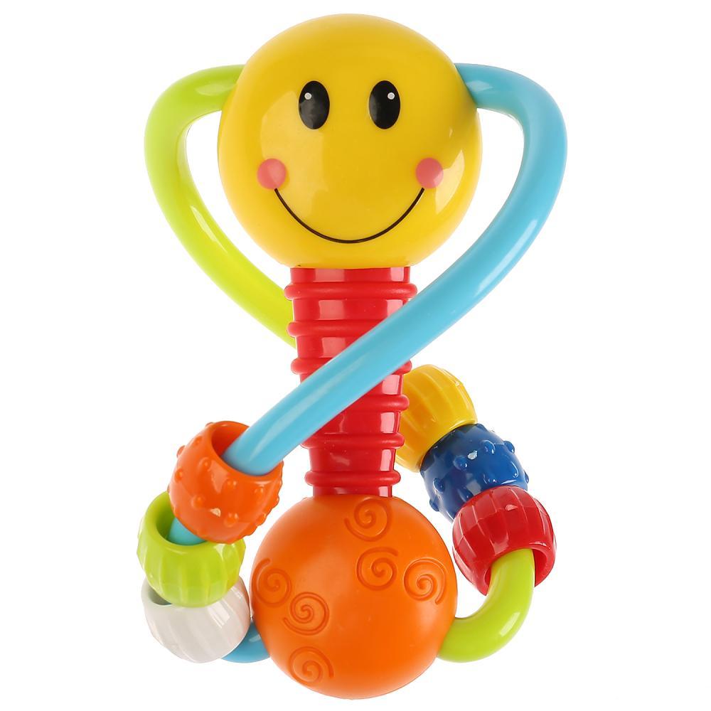Фото #1: Развивающая игрушка - Улыбка