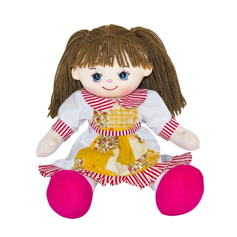Мягкая кукла Смородинка, 30 см. - Мягкие куклы, артикул: 159925