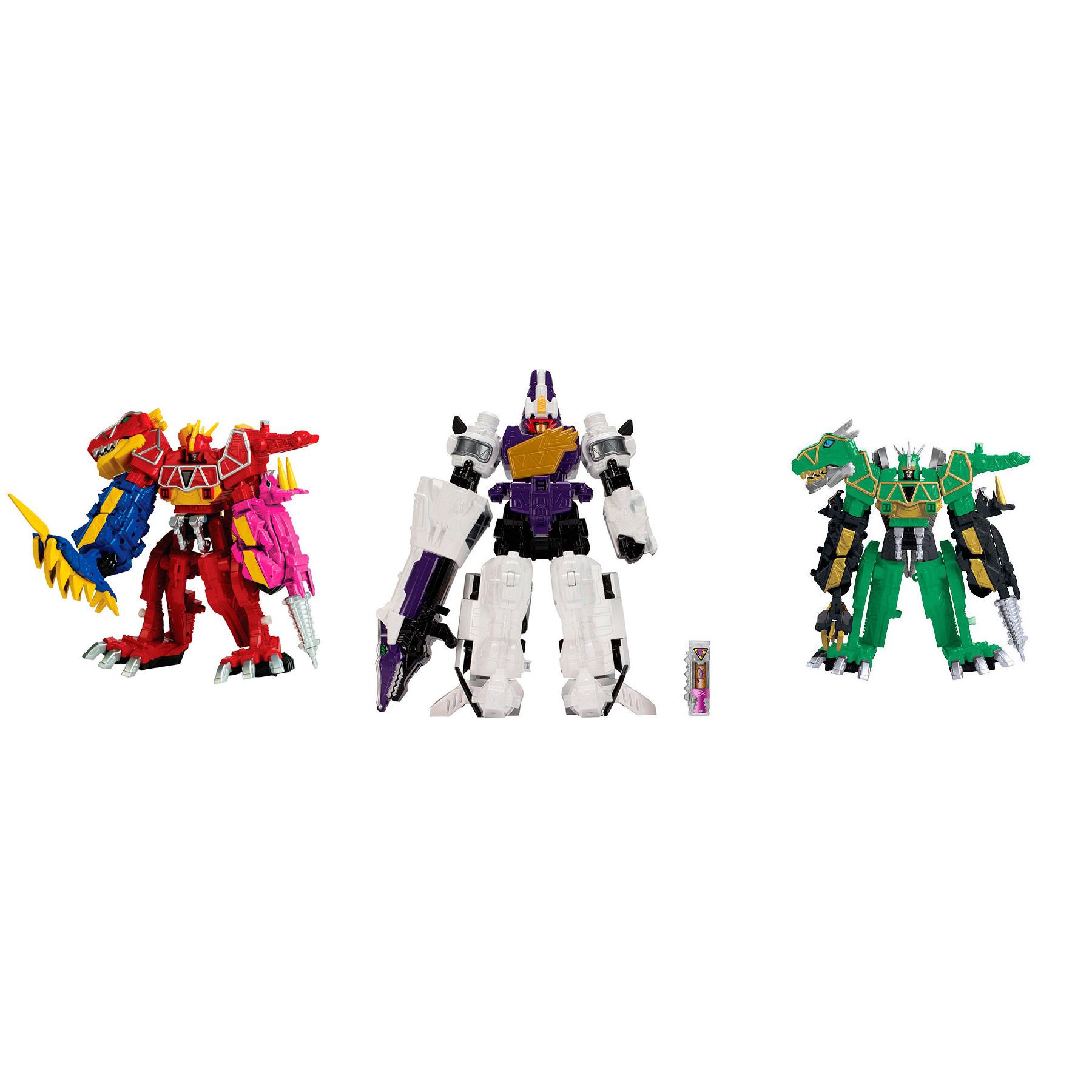 Робот Дино Мегазорд Dx с дино-зарядом, 3 вида из серии Power RangersPower Rangers (Могучие Рейнджеры)<br>Робот Дино Мегазорд Dx с дино-зарядом, 3 вида из серии Power Rangers<br>