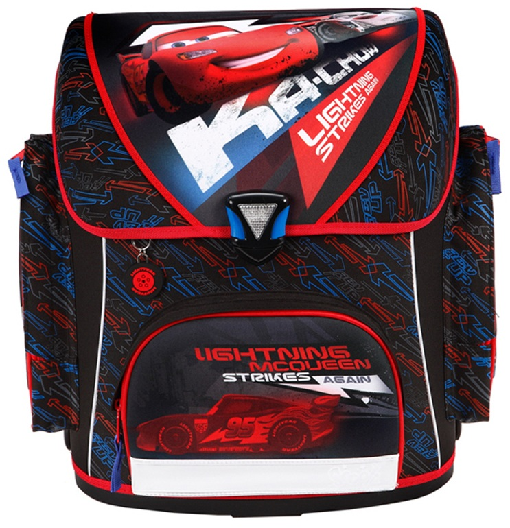 Детский ранец Scooli Cars - Школьные рюкзаки, артикул: 97918
