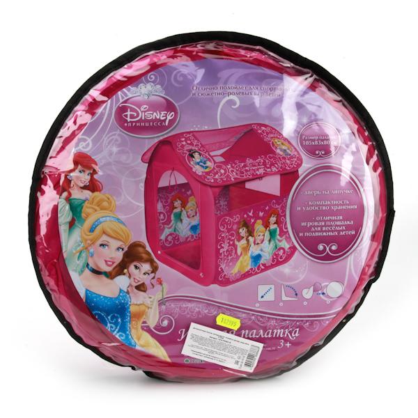 Детская игровая палатка «Принцессы Дисней», в сумкеДомики-палатки<br>Детская игровая палатка «Принцессы Дисней», в сумке<br>