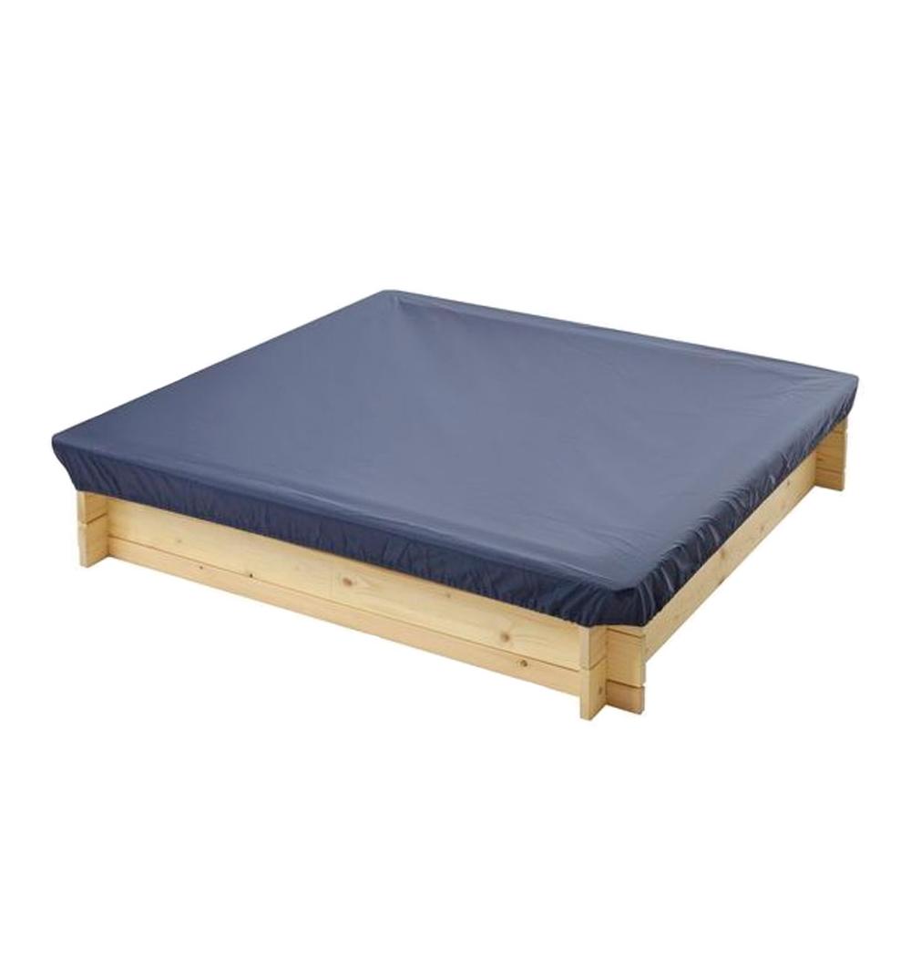 Защитный чехол для песочниц, темно-синий - Детские песочницы, артикул: 164737