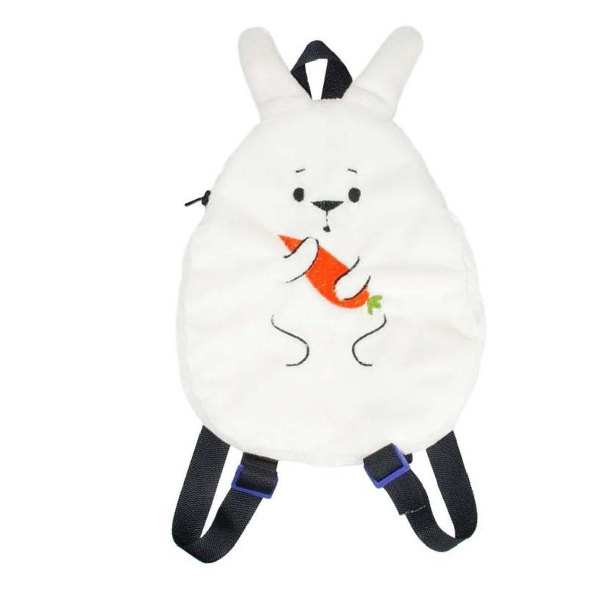 Мягкий рюкзак с регулируемыми лямками – ЗаяДетские рюкзаки<br>Мягкий рюкзак с регулируемыми лямками – Зая<br>