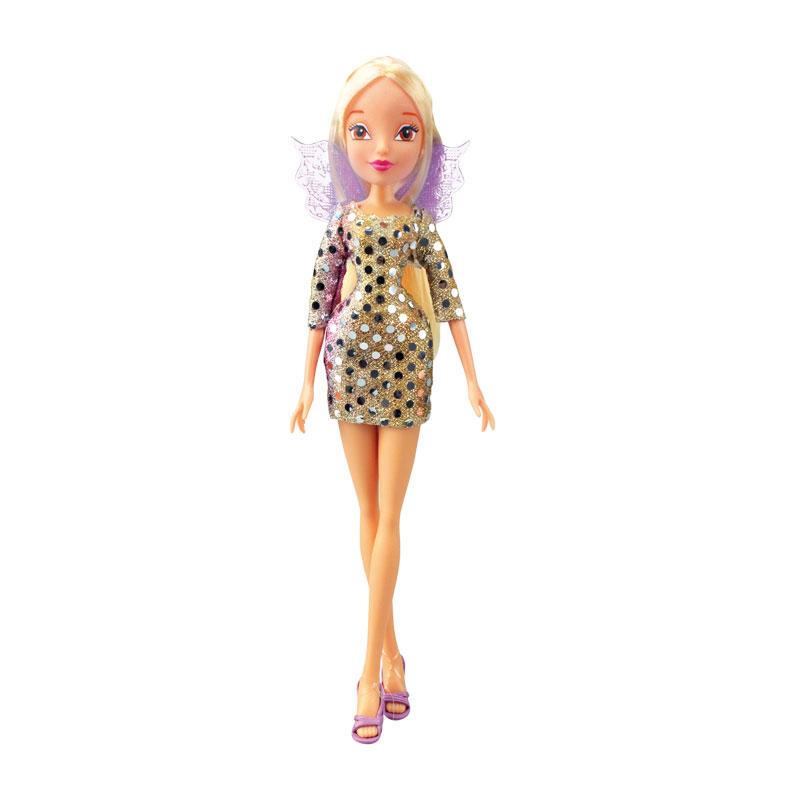 Кукла из серии Winx Club - Диско StellaКуклы Винкс (Winx)<br>Кукла из серии Winx Club - Диско Stella<br>