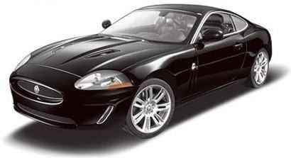 Jaguar XKR на радиоуправлении, 1:14Машины на р/у<br>Машина Jaguar XKR - полная копия реальной машины Jaguar XKR, сделанная в масштабе 1:14...<br>