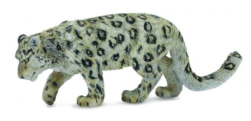Фигурка Gulliver Collecta - Снежный леопардДикая природа (Wildlife)<br>Фигурка Gulliver Collecta - Снежный леопард<br>