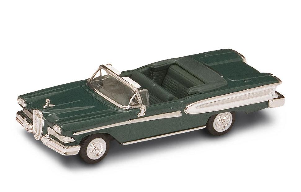 Коллекционная модель автомобиля 1958 года - Edsel Citation, 1/43Винтажные модели<br>Коллекционная модель автомобиля 1958 года - Edsel Citation, 1/43<br>