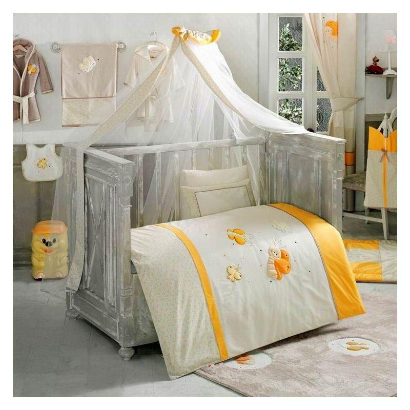 Купить Комплект постельного белья из 3 предметов серия Butterfly, Kidboo