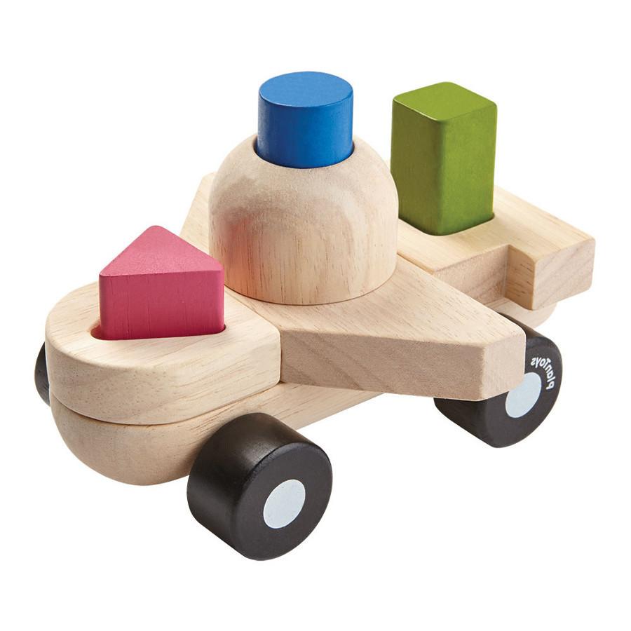 Купить Сортер – Самолет, Plan Toys