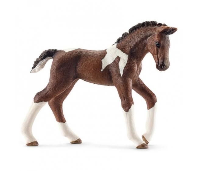Купить Фигурка - Тракененская лошадь, жеребенок, размер 3 х 9 х 7 см, Schleich
