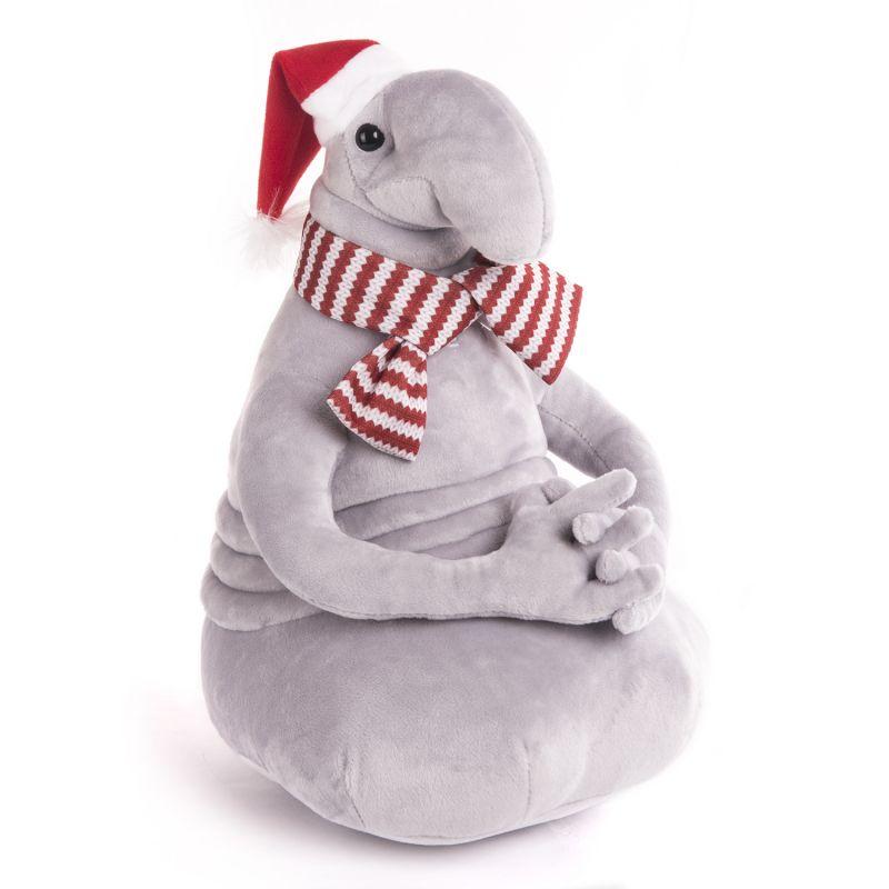 Мягкая игрушка из серии Ждун - Новогодний, 30 см.Ждун<br>Мягкая игрушка из серии Ждун - Новогодний, 30 см.<br>
